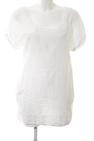 Mango Suit Minikleid weiß Casual-Look