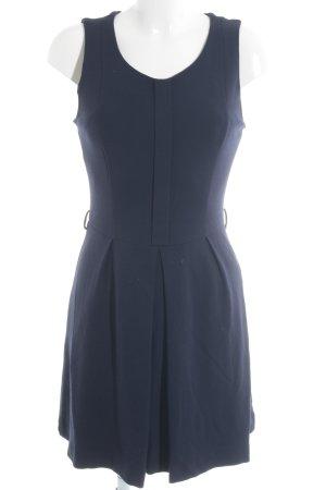 Mango Suit Minikleid dunkelblau Business-Look