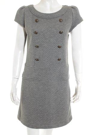 Mango Suit Minikleid grau Military-Look