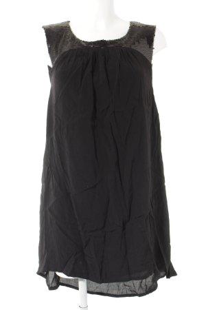 Mango Suit Minikleid schwarz Casual-Look
