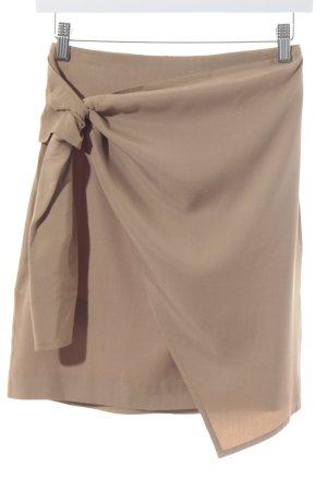 Mango Suit Minirock camel Elegant