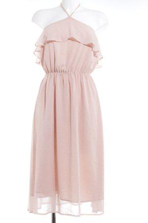 Mango Suit Halter Dress pink casual look