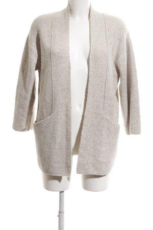 Mango Suit Oversized Mantel creme Webmuster Elegant
