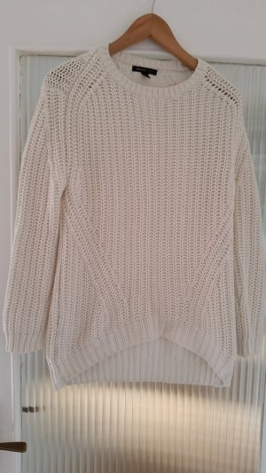 Mango Suit Pullover Creme M (eher S)