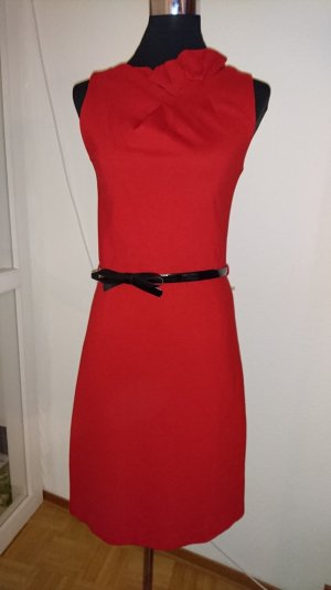 Mango Suit, red, rotes Kleid