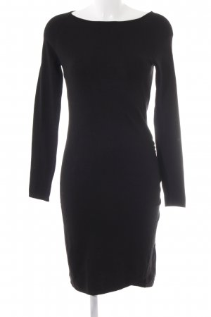 Mango Suit Tube Dress black elegant