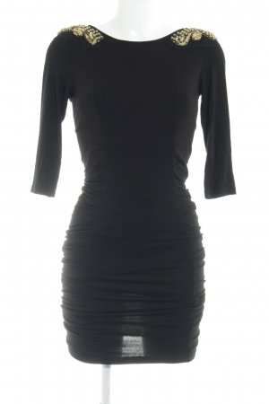 Mango Suit Tube Dress black party style