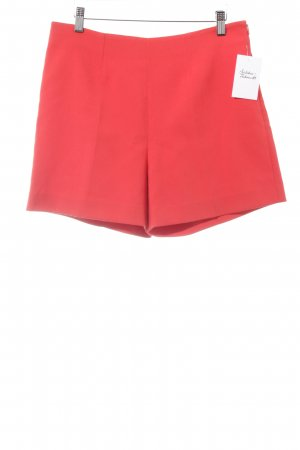 Mango Suit Shorts rot Casual-Look