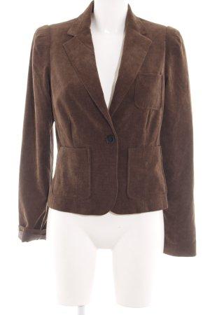 Mango Suit Smoking-Blazer braun Casual-Look