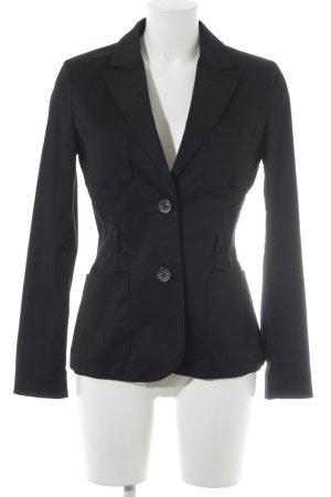 Mango Suit Smoking-Blazer schwarz Business-Look