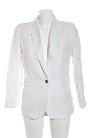 Mango Suit Smoking-Blazer weiß Business-Look