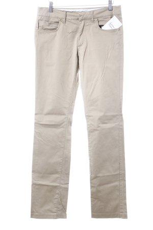 Mango Suit Stoffhose camel Business-Look