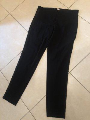 Mango Suit Stoffhose, schwarz, Größe 36/38