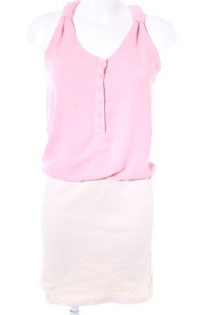 Mango Suit Abito elasticizzato crema-albicocca stile casual