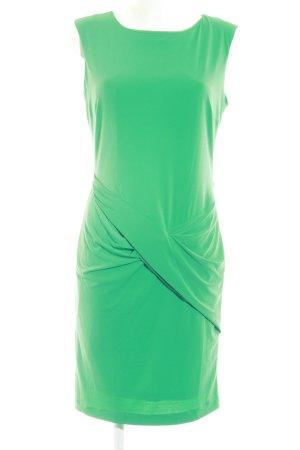Mango Suit Abito elasticizzato verde chiaro elegante