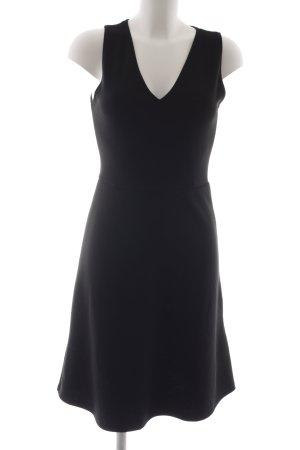Mango Suit Stretchkleid schwarz Elegant