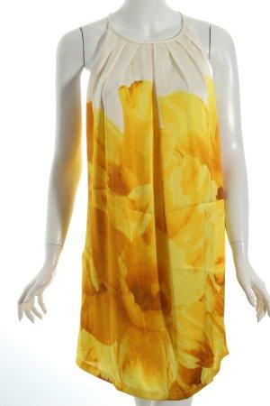 Mango Suit Trägerkleid Blumenmuster Street-Fashion-Look