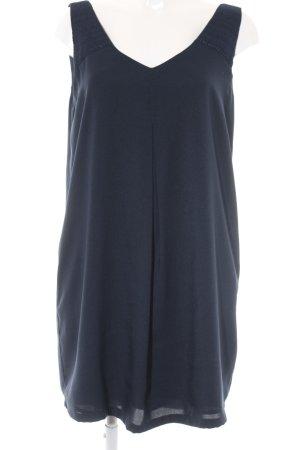 Mango Suit Trägerkleid dunkelblau Elegant
