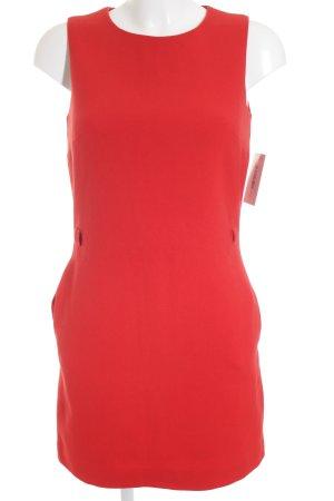 Mango Suit Trägerkleid rot Elegant