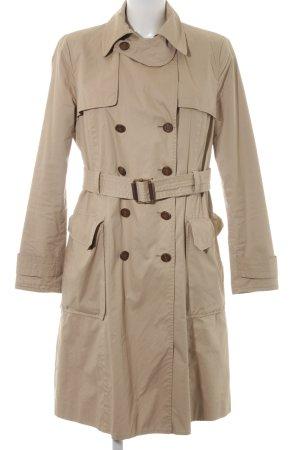 Mango Suit Trenchcoat beige klassischer Stil