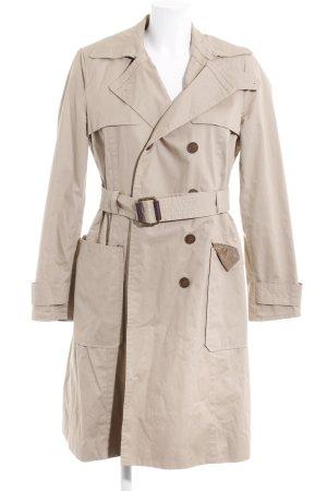 Mango Suit Trenchcoat hellbeige Casual-Look