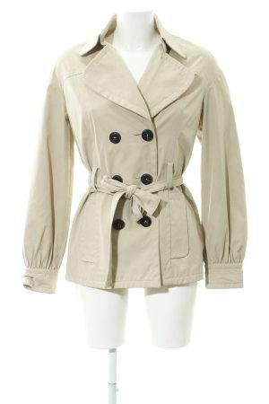 Mango Suit Trenchcoat hellbeige schlichter Stil