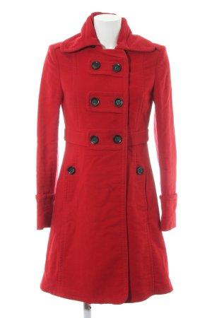 Mango Suit Trenchcoat rot Casual-Look