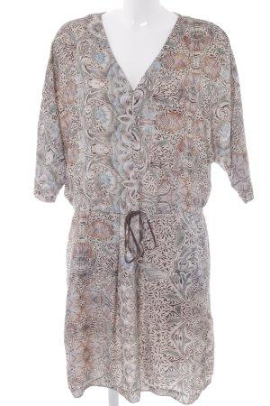 Mango Suit Tunikakleid florales Muster Boho-Look