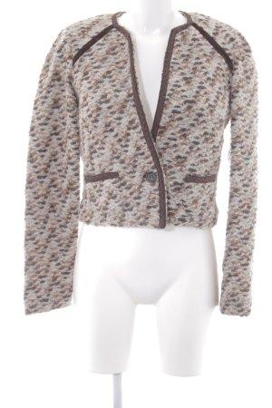 Mango Suit Tweedblazer mehrfarbig Business-Look