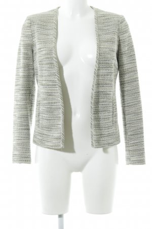 Mango Suit Tweedblazer Streifenmuster Casual-Look
