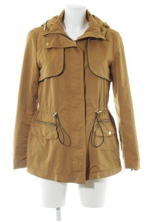 Mango Suit Übergangsjacke hellorange Casual-Look