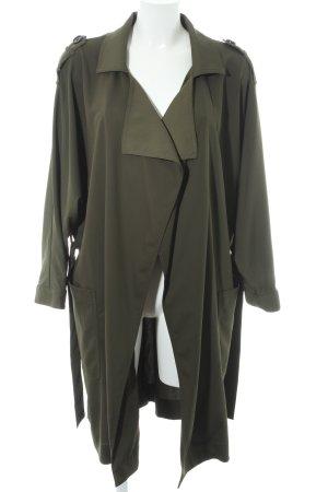 Mango Suit Übergangsmantel khaki Casual-Look