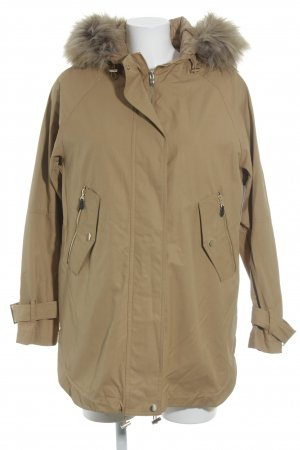 Mango Suit Winterjacke nude-camel Casual-Look
