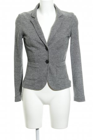 Mango Suit Blazer en laine motif à chevrons style d'affaires