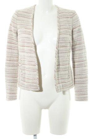 Mango Suit Wool Blazer striped pattern simple style