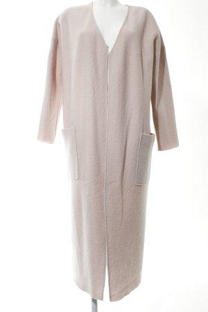 Mango Suit Wollmantel nude Casual-Look