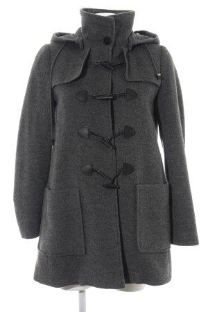 0428b9fb4c1ed8 Mango Suit Cappotto in lana grigio chiaro stile professionale