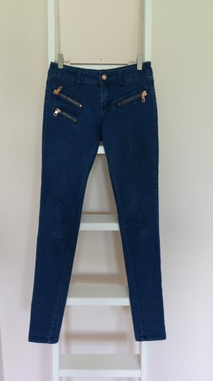 Mango Super Skinny Jeans Gr.34 Normal-Waist