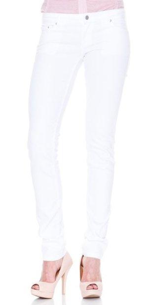 Mango Super Slim Jeans Farbe Weiß- Größe 40