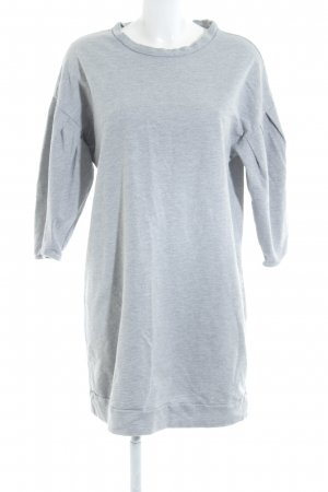 Mango Sweat Dress light grey casual look