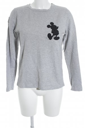 Mango Sweatshirt grau Casual-Look