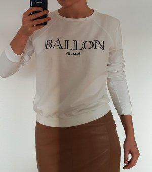 Mango Sweatshirt im Designer-Look