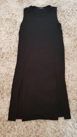 Mango - T-Shirt Kleid mit Schlitzen