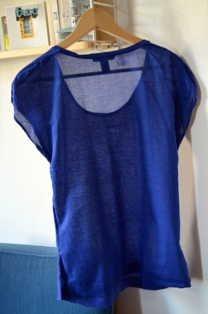 MANGO, T-Shirt, transparent