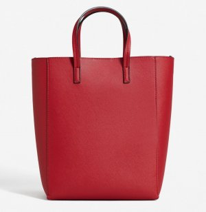 Mango Pouch Bag red