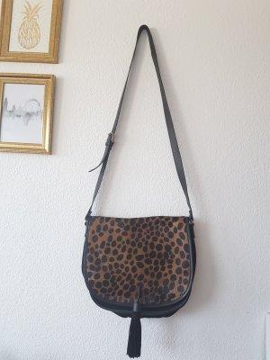 Mango Tasche Animal Print Leopard