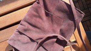 MANGO Tasche Bag Echt Leder Rindsleder Premium