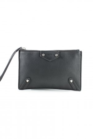 Mango Touch Clutch schwarz Casual-Look