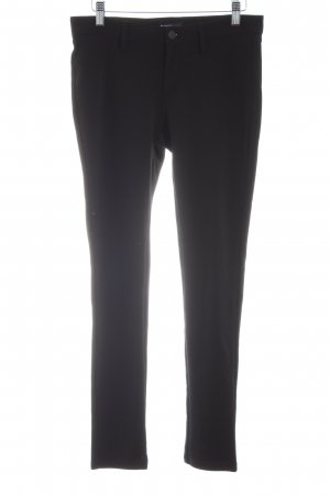 Mango Treggings schwarz Business-Look