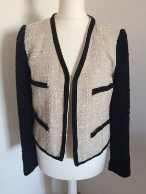 Mango Tweed Blazer 38 M neu Boucle Coco Chanel Style